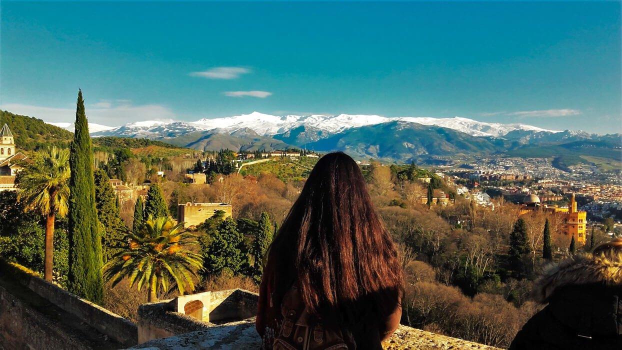 24 hours in Granada