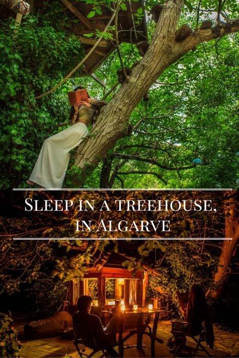 Sleep in a Treehouse, in Algarve