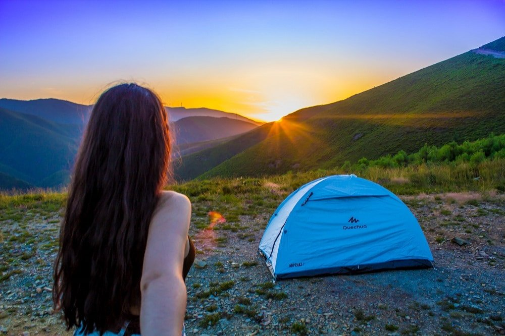 Campismo Selvagem: A Nossa Primeira Vez