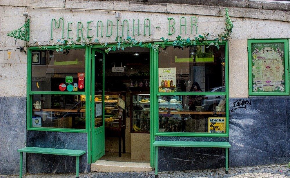 Lanche saudável em Lisboa - Onde comer açaí?