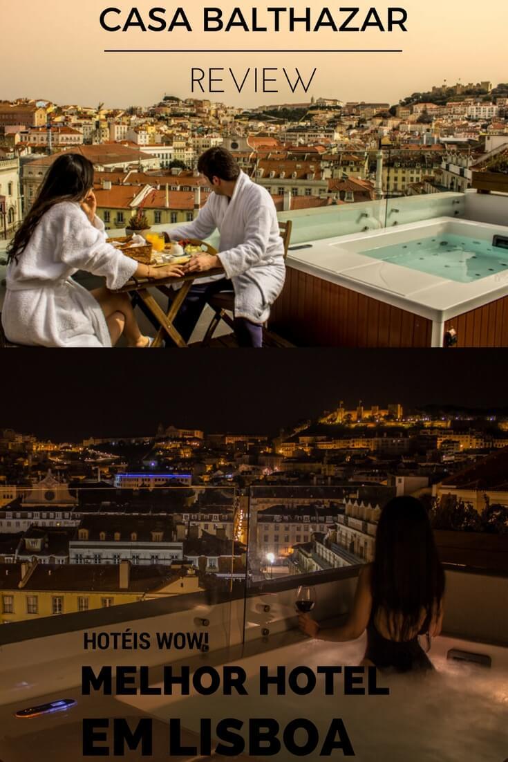 Casa Balthazar - Jacuzzi Com a Melhor Vista de Lisboa