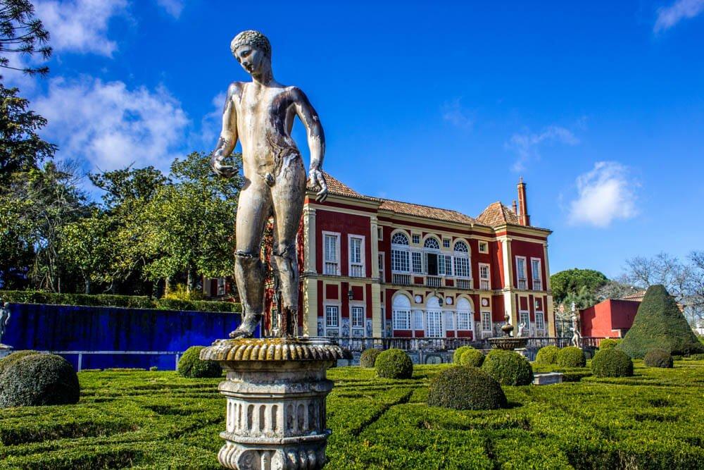 Palácio dos Marqueses de Fronteira: Um dos Mais Belos de Lisboa