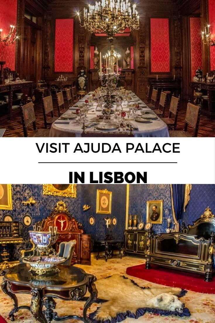 Ajuda Palace, Lisbon: A worldwide One of a Kind