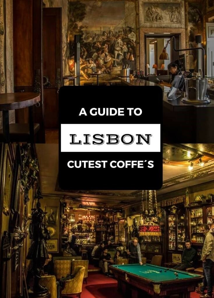 A Guide To Lisbon Cutest Cafes & Restaurants