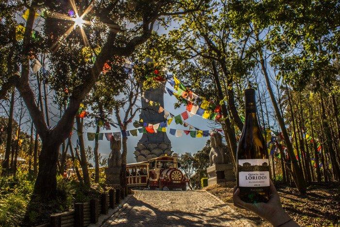 Bacalhôa Buddha Eden -  O maior jardim oriental da Europa