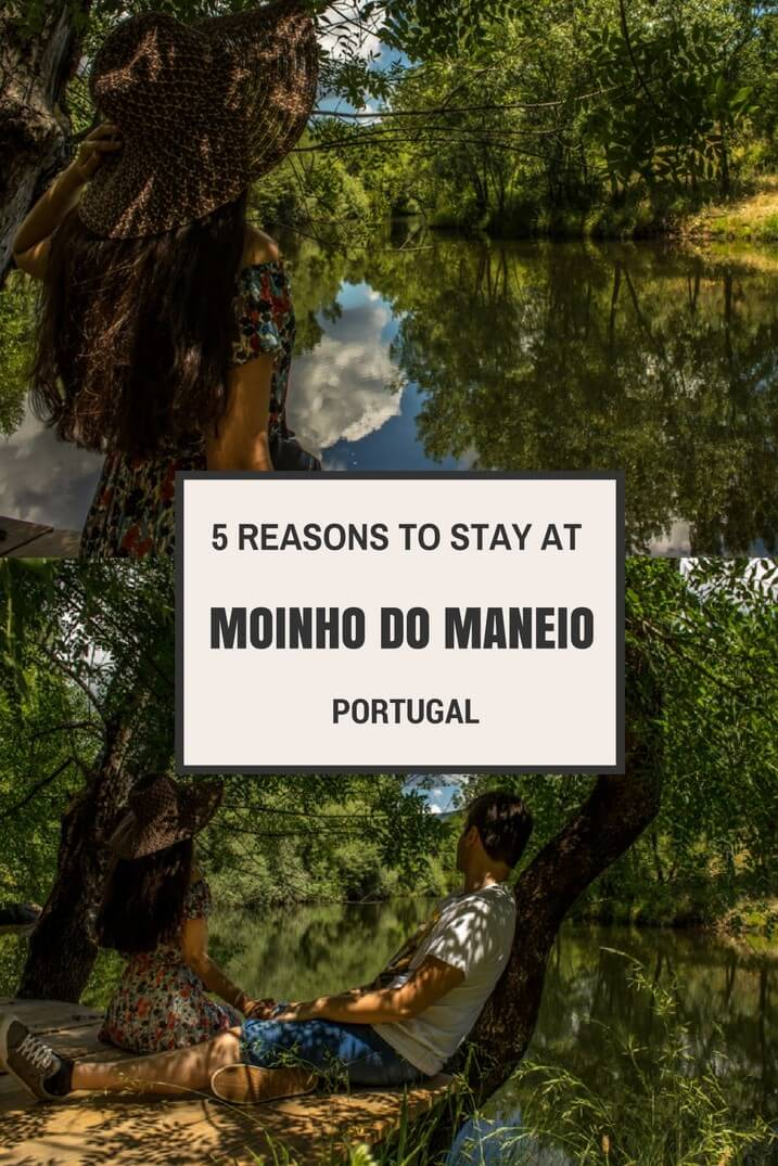 5 Reasons To Stay at Moinho Do Maneio