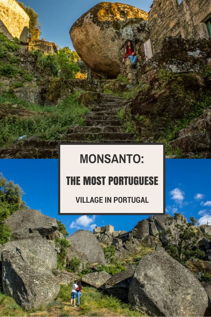 Monsanto - The Most Portuguese Village