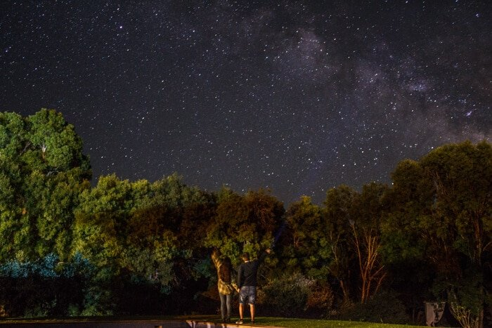Hotel de 1 Bilião de Estrelas: Dormir numa Bolha