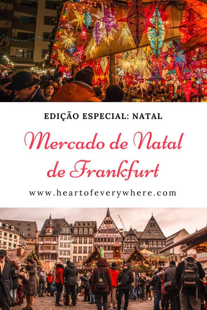Edição Especial Mercados de Natal: Frankfurt