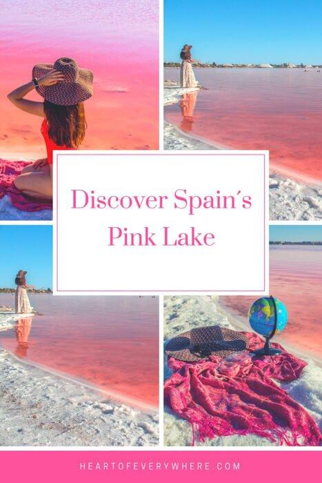 Torrevieja Pink Lake: Discover Spain Pink Lake