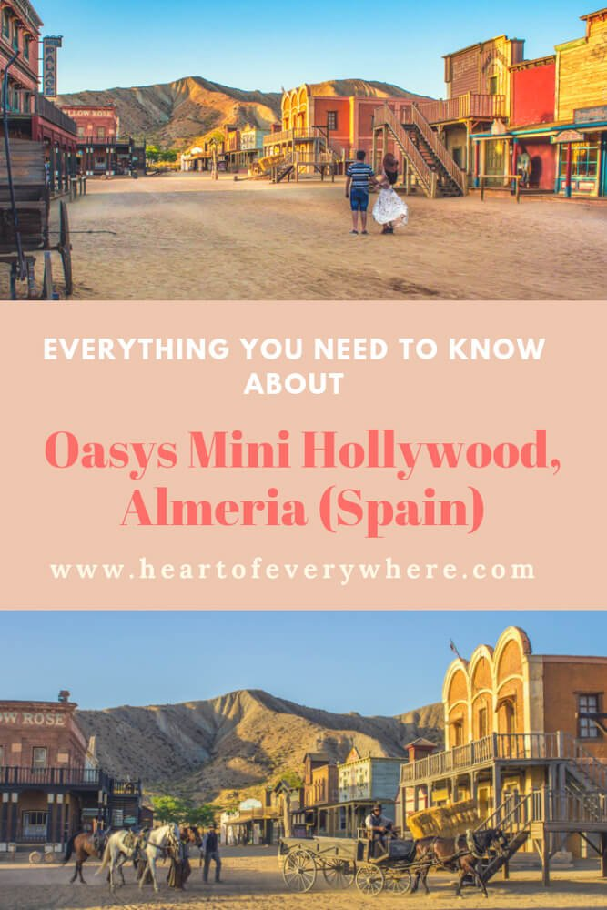 Everything You Need to Know About Oasys Mini Hollywood, Almeria (Spain)