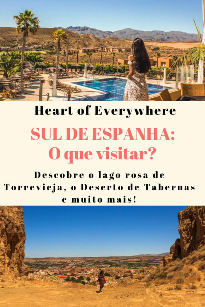 15 Óptimas Ideias para Férias no Sul de Espanha - Roteiro de Andaluzia