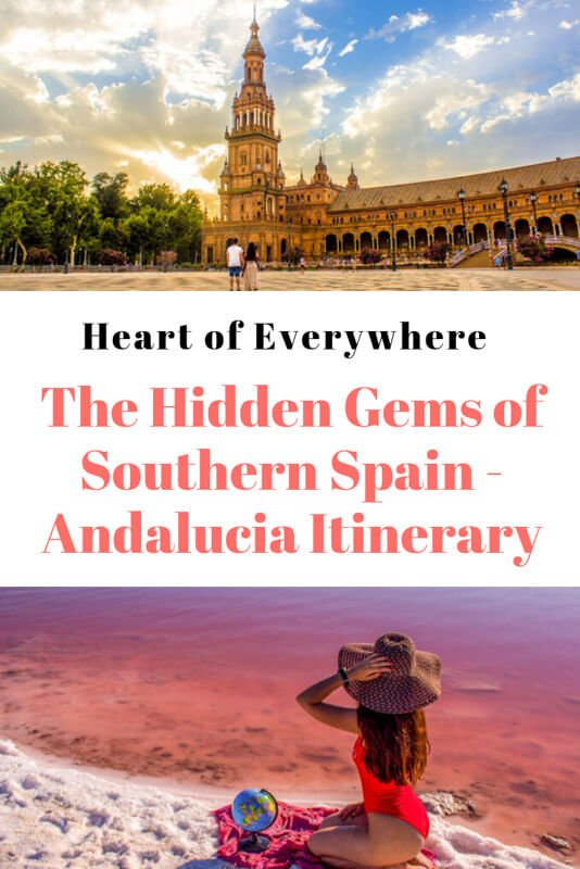 Andalucia Itinerary - A Really Quite Good Guide to Road Trip Andalucia