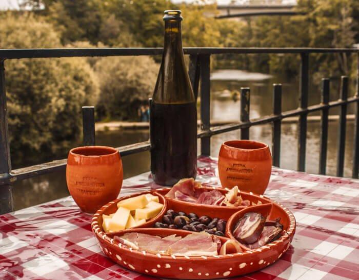 Um fim-de-semana romântico em Amarante, Portugal